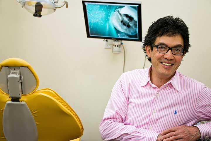Dr Kenneth Leung